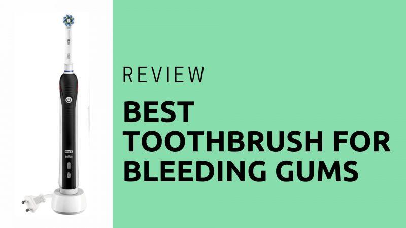 Best Toothbrush for Bleeding Gums image