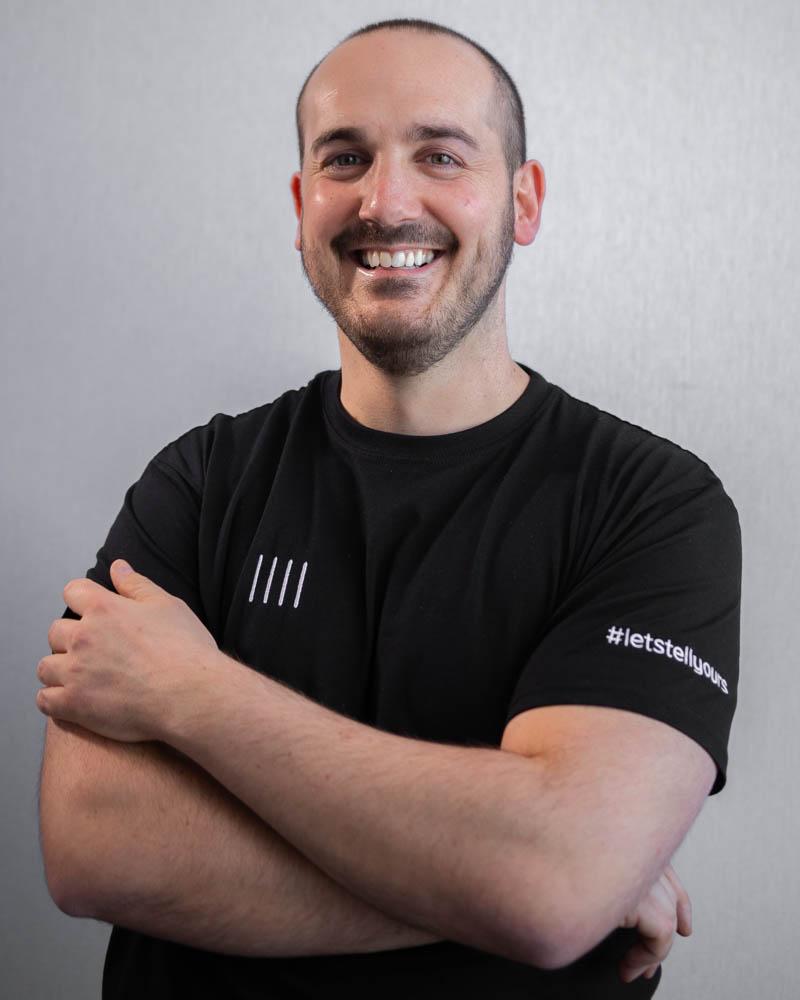 Gareth bio image