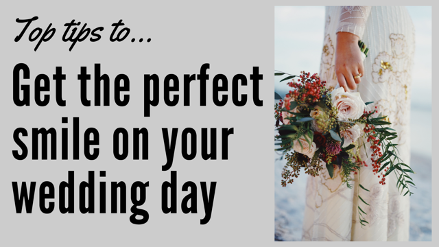 The Perfect Smile For Your Wedding Photos image