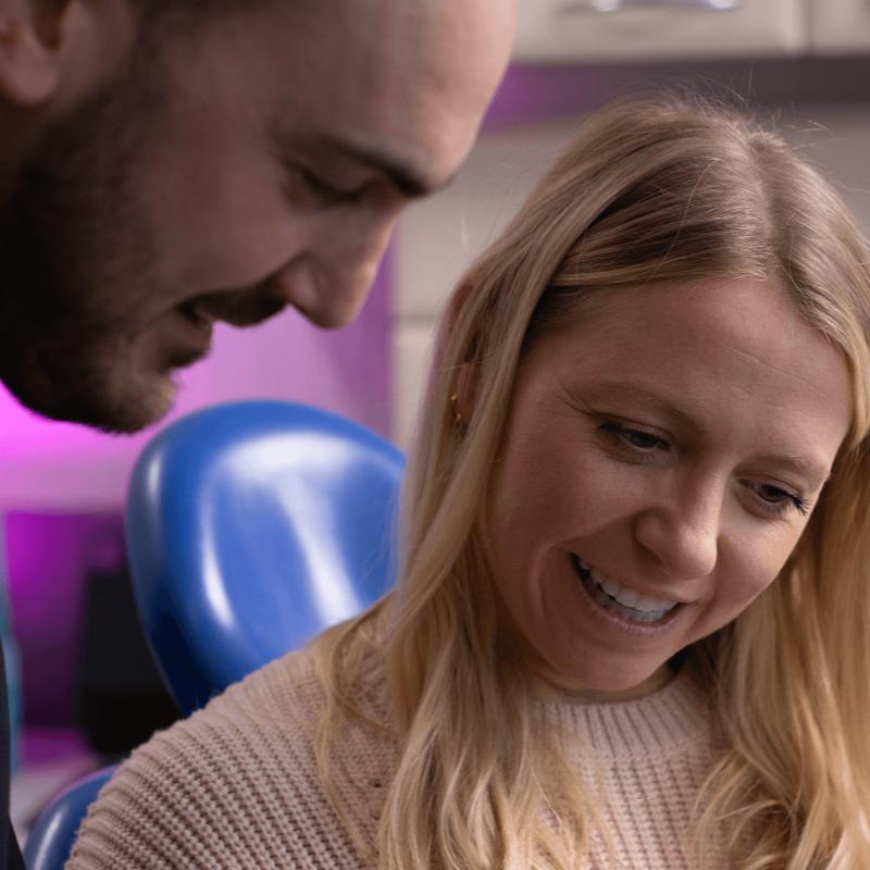 Teeth Straightening 3D Scans Digital Planning Invisalign Bournemouth