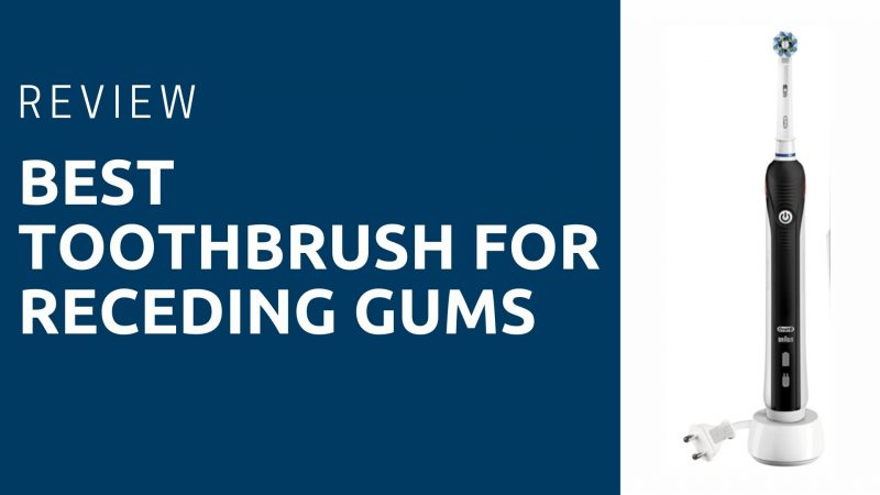 Best Toothbrush for Receding Gums image