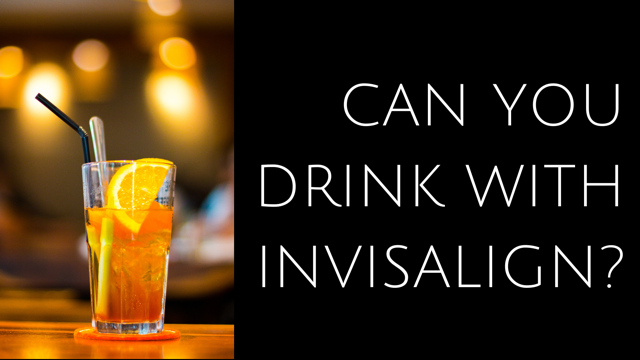 Can You Drink With Invisalign? image