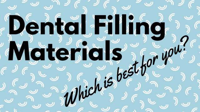 dental filling options